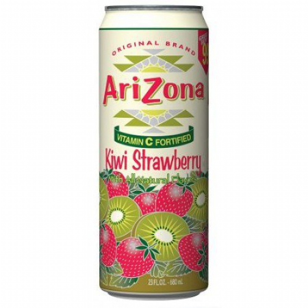 Arizona Kiwi & Strawberry 23oz Big Can (US)